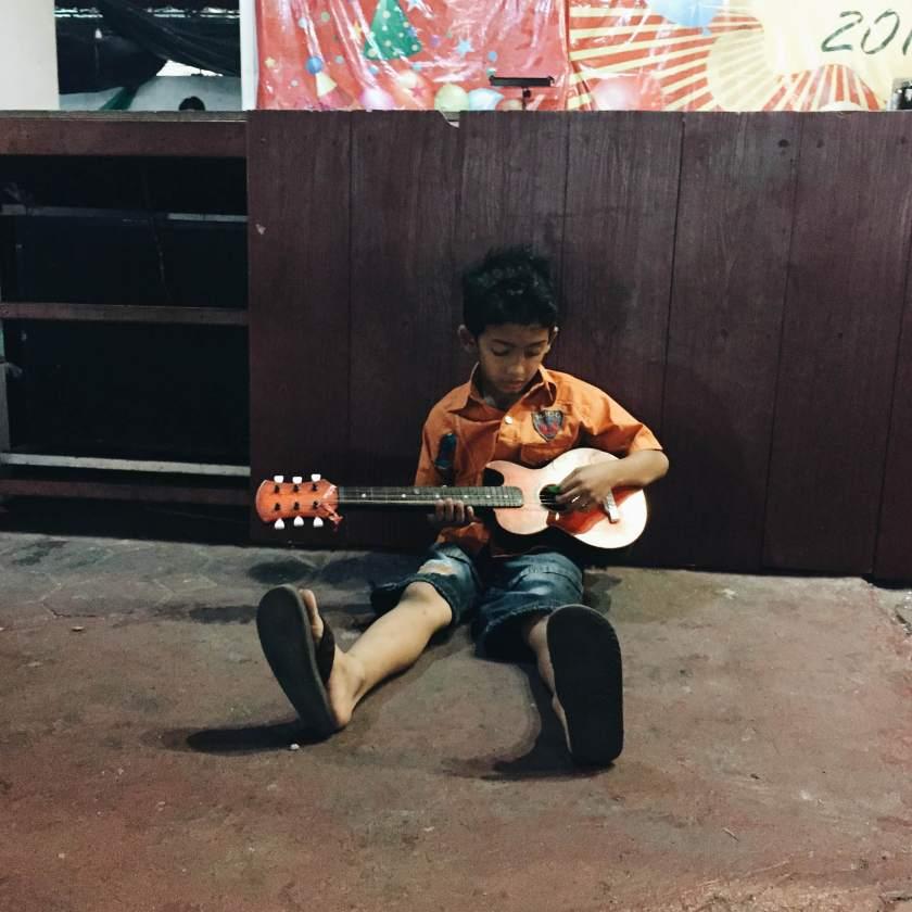 cutekid guitar