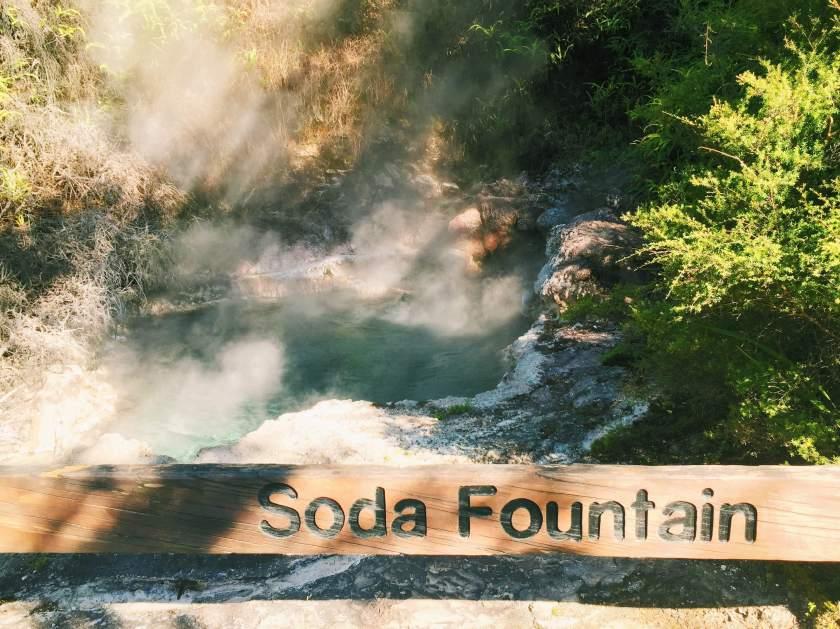 soda fountain