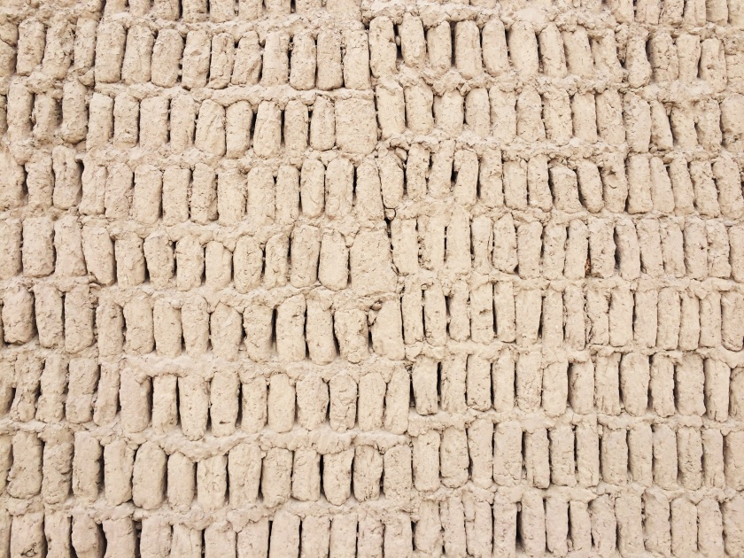 huaca bricks